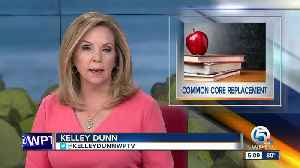 News video: Florida seeks public input on Common Core replacement