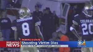 Former CU Buffs, Seattle Seahawks Player Dies After Shooting [Video]