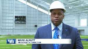 UB fieldhouse nearing completion [Video]