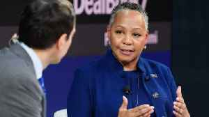 Lisa Borders Resigns as CEO of Time's Up [Video]