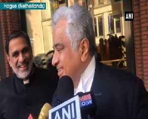 Hows the josh asks Harish Salve as hearing in Kulbhushan Jadhev case begins at ICJ [Video]