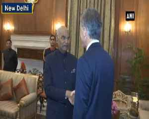 President Ram Nath Kovind hosts banquet in honour of his Argentinean counterpart [Video]