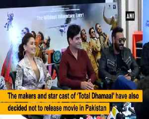 Total Dhamaal to not release in Pakistan in protest against Pulwama attack [Video]