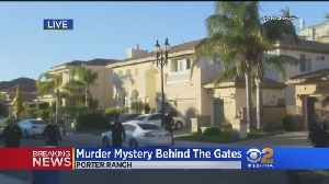 Triple Shooting In Porter Ranch Under Investigation [Video]