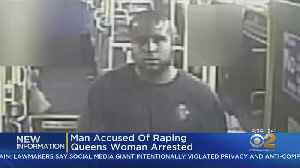 Man Accused Of Raping Queens Woman Arrested [Video]