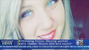 Police: Missing Kittanning Woman Found Safe [Video]