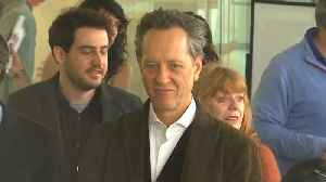 Richard E. Grant was told he looked 'too weird to become an actor' [Video]