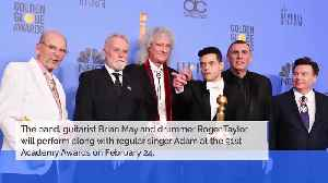 Queen and Adam Lambert to perform at Oscars [Video]