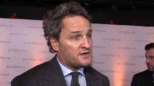 Jason Clarke loves shooting different genres films [Video]