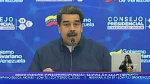 Nicolas Maduro Rejects President Trump's Call For A New Day In Venezuela [Video]
