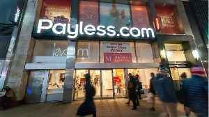 Payless Is Seeking Bankruptcy Protection [Video]