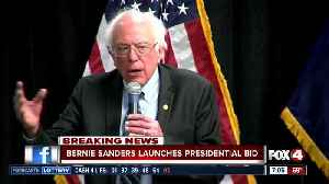 News video: Bernie Sanders announces 2020 presidential bid
