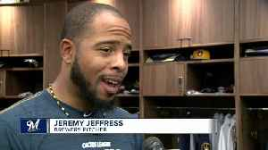 Brewers one of few MLB teams with several prominent African-American players [Video]