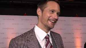 Alexander Skarsgård on why he accepted the role of Stefan Lubert in 'The Aftermath' [Video]