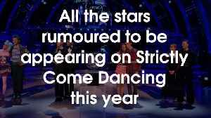 Strictly Come Dancing 2019: All we know [Video]