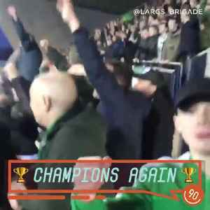 Celtic are pretty confident on how the SPFL is finishing up this season [Video]