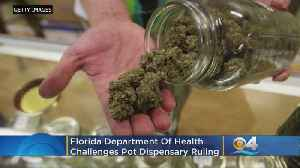 Florida Dept. of Health Challenges Pot Dispensary Ruling [Video]