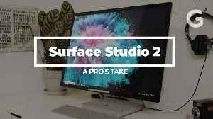 Creative Pro Reviews Microsoft Surface Studio 2 [Video]