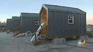 Denver's City Council To Vote On Tiny Home Village [Video]