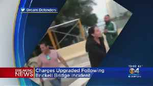Charges Upgraded Following Brickkell Bridge Incident [Video]
