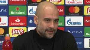 Pep: City dreaming of CL success [Video]