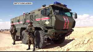 Russian forces 'open corridors' for Syrian IDPs to return home [Video]