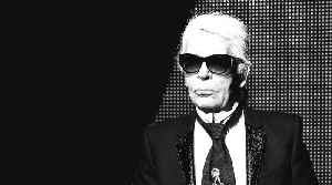 German fashion icon Karl Lagerfeld dies in Paris at age 85 [Video]