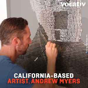 This Artist Creates Screwed Up Portraits and They Look Amazing [Video]