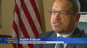 'Not A Real Emergency': Rep. Ellison Explains Why MN Joined Suit Against Trump [Video]
