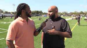Omar Kelly and Safid Deen preview the NFL Combine [Video]