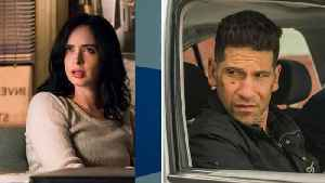 News video: Netflix Cuts Ties With Marvel, Axes 'Jessica Jones' and 'The Punisher' | THR News