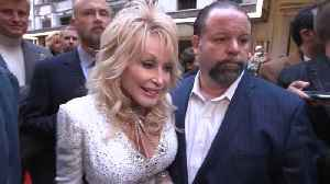 Dolly Parton In London [Video]
