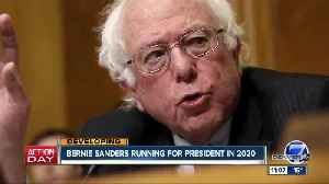 Bernie Sanders launches second presidential campaign [Video]