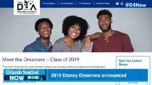 Record number of Central Florida students accepted into Disney Dreamer's Academy [Video]