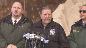 Officials On Winter Storm Preparations [Video]