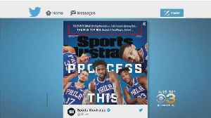 Process This: Sixers Starting Five Appears On Cover Of Sports Illustrated [Video]