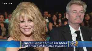 Report: Husband Of Singer Charo Dies Of Self-Inflicted Gunshot Wound [Video]