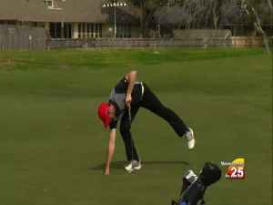 UHV golf makes history at Claud Jacobs Invitational [Video]