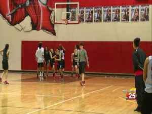 West girls basketball playoff preview [Video]