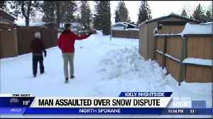 Spokane County man sent to jail over neighbor dispute about snow [Video]