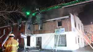 VIDEO Man rescued from Pottstown apartment fire [Video]