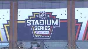NHL Stadium Series Coming To Philly on Saturday [Video]