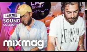 BAG RAIDERS tropical house in The Lab SYD [Video]