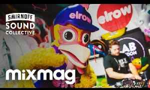 ELROW in The Lab LDN - Eats Everything ,Toni Varga & De La Swing [Video]