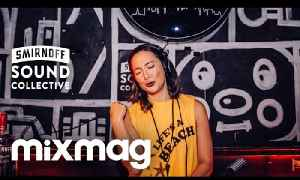 ADELINE bumpin' house/techno set in The Lab NYC [Video]
