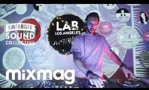 CEDRIC GERVAIS tech house set in The Lab LA [Video]
