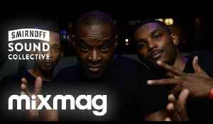 KEVIN SAUNDERSON B2B THE SAUNDERSON BROS Smirnoff Sound Collective @ National Sawdust [Video]