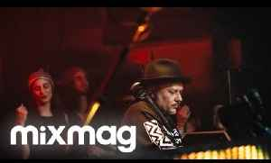 LOUIE VEGA Mixmag Live @ Output NYC [Video]