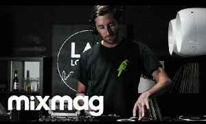 MIKE SHANNON dub house and techno set in The Lab LDN [Video]