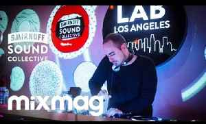 PIRUPA tech house set in The Lab LA [Video]